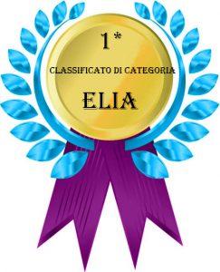 Elia 1^ class.cat Charly 17.07.16
